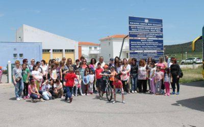 Εκδρομή στη Δαδιά και στο Παιδικό Χωριό SOS