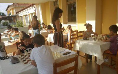 1ο Ανοιχτό Τουρνουά Σκακιού
