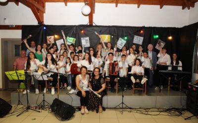 Συναυλία Τμημάτων Χορωδίας και Εκμάθησης Μουσικών Οργάνων