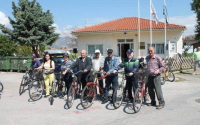 Πρωτομαγιά και Ποδηλατόβολτα 2015