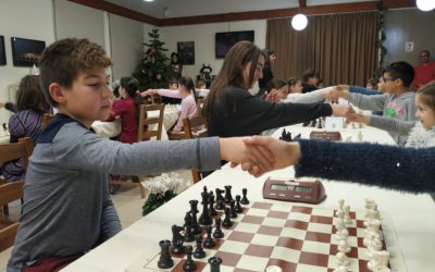 2ο Εκπαιδευτικό Τουρνουά Σκακιού